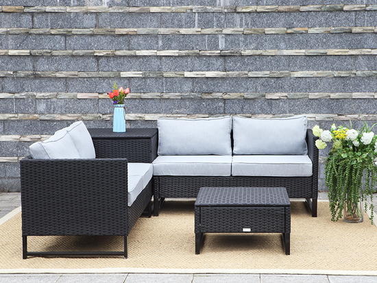 factory price hot sell wicker rattan outdoor furniture