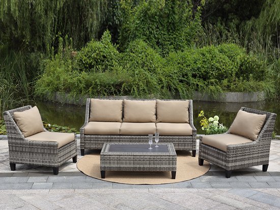 NEW rattan garden furniture rattan outdoor patio furniture