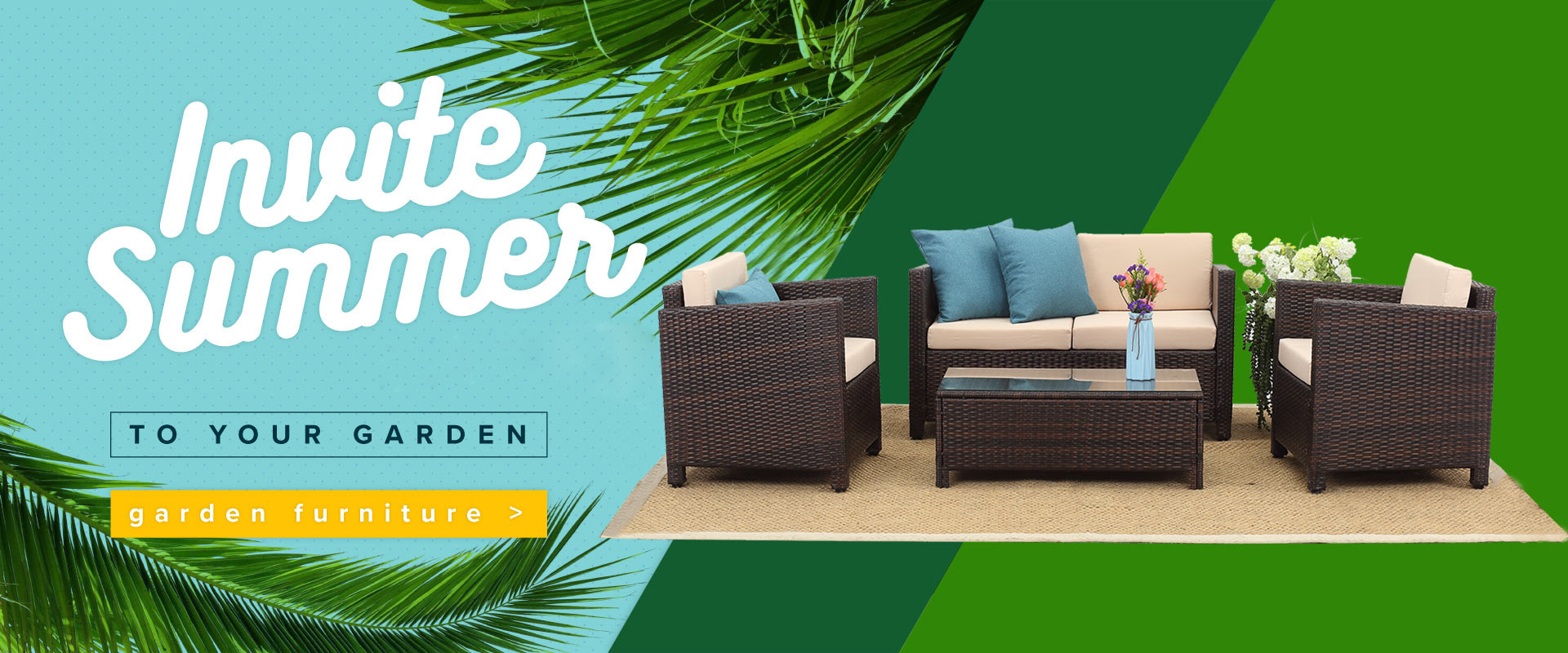 China Rattan Garden Outdoor Furniture Manufacturers, Factory